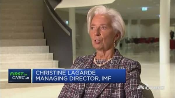 More clarity needed in Greek debt restructuring: Lagarde