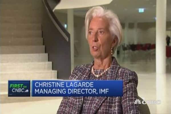 More clarity needed in Greek debt restructuring: Lagarde