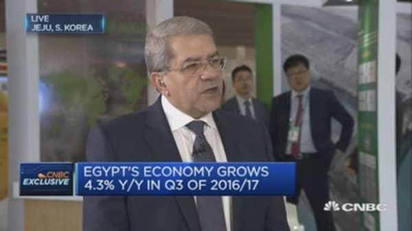 Tourism, economy are improving: Egypt FinMin