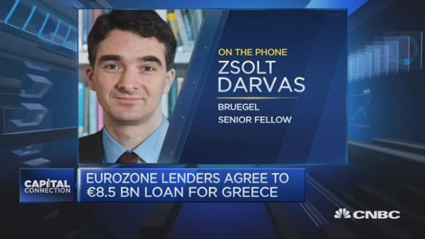 What will debt relief look like for Greece?