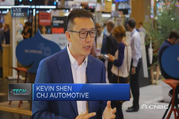CHJ Automotive Co-Founder: We are creating a new category of cars