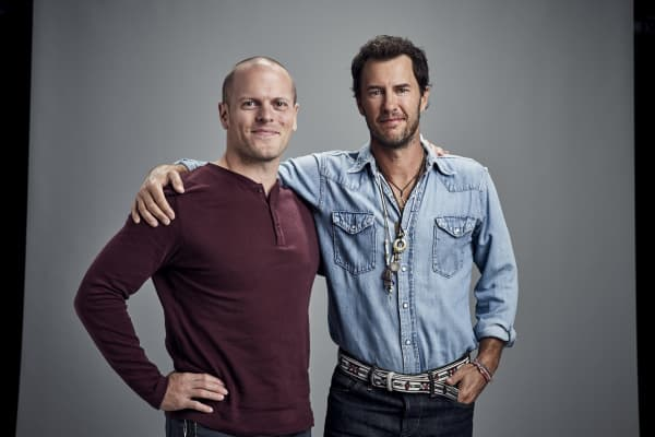 Tim Ferriss and Blake Mycoskie