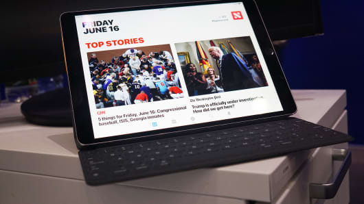 CNBC Tech: iPad Pro 10.5 review 4