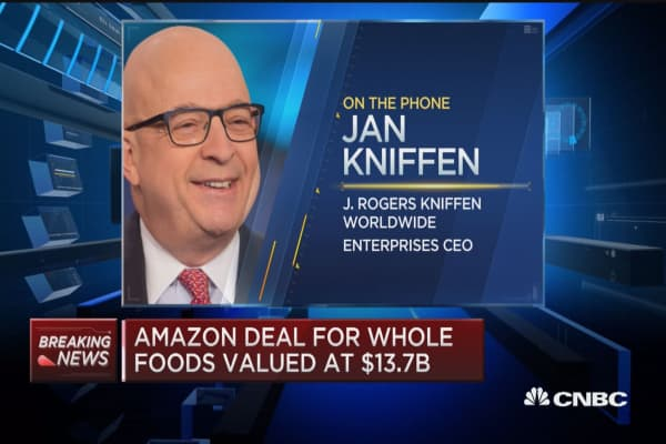 This is the biggest move we've seen Amazon make: Kniffen