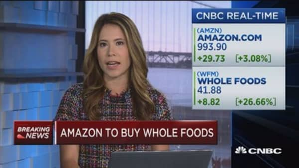 Whole Foods doing amazing, and we want that to continue: Bezos