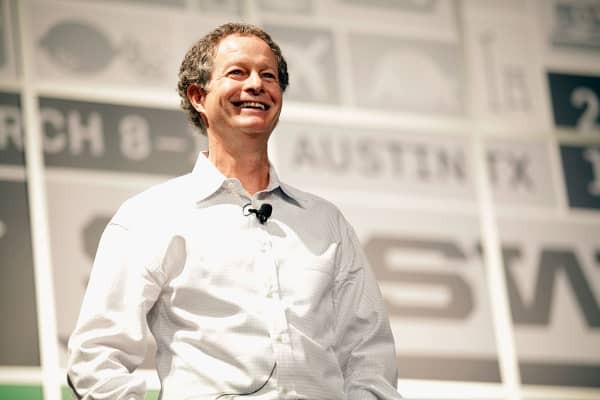 John Mackey, co-founder and co-CEO of Whole Foods Market