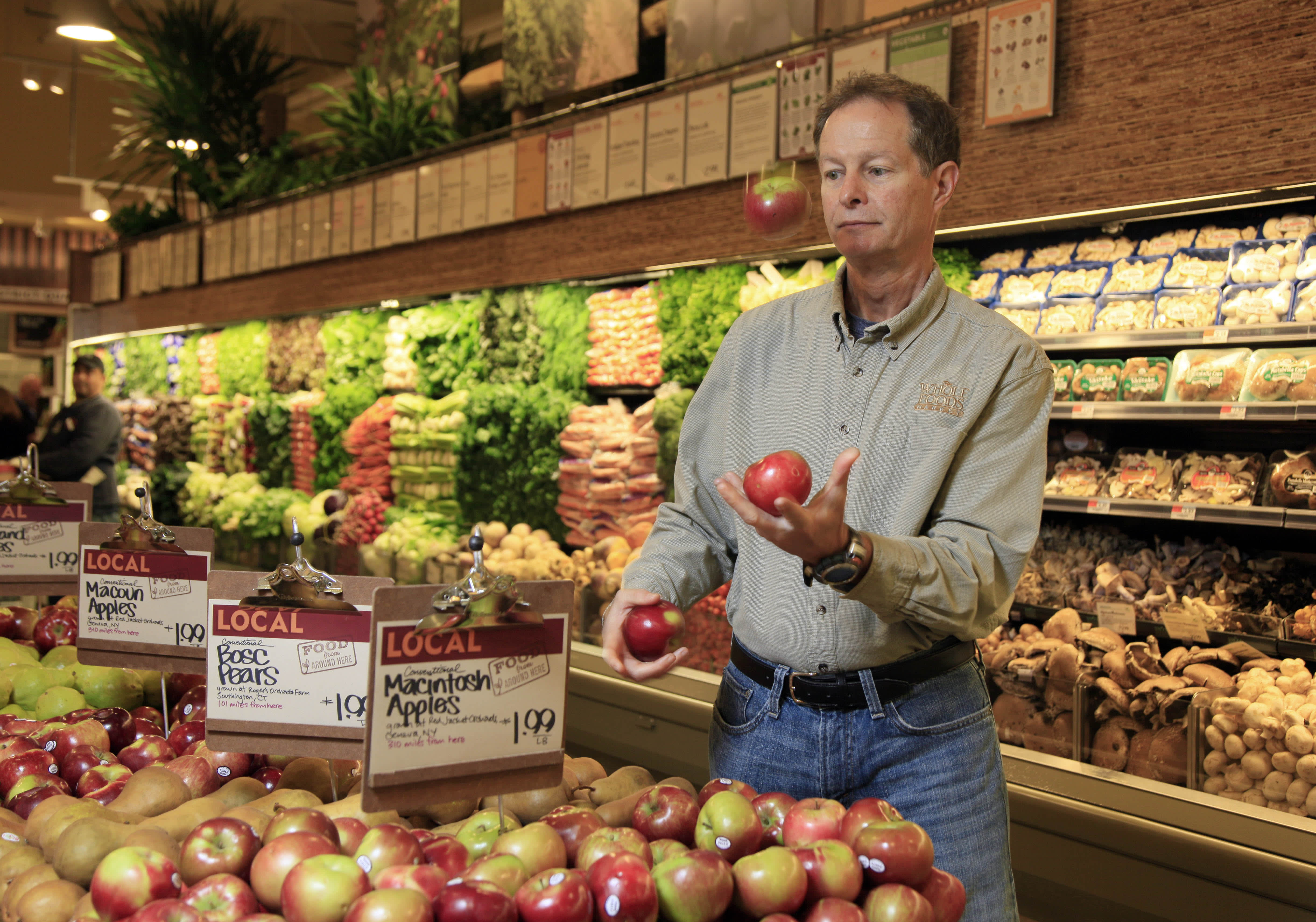 organizational behavior john mackey whole food market This case study research is an examination of whole foods market ceo john mackey and his modern approach to leadership and its effect on employee retention the.