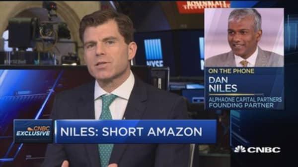 Short Amazon, Long Wal-Mart: Niles