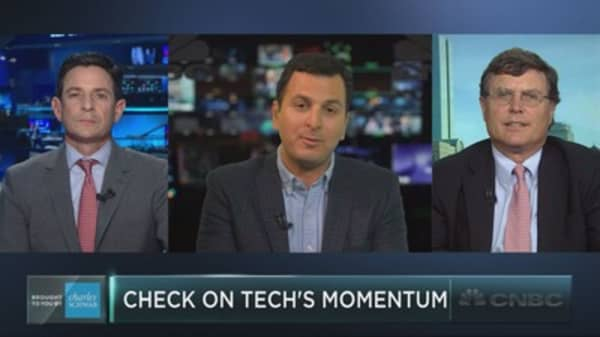 The key indicator for tech stocks