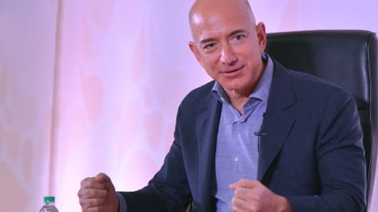 Amazon (AMZN) Gains As Company Eyes Bank Deals, Checking Accounts