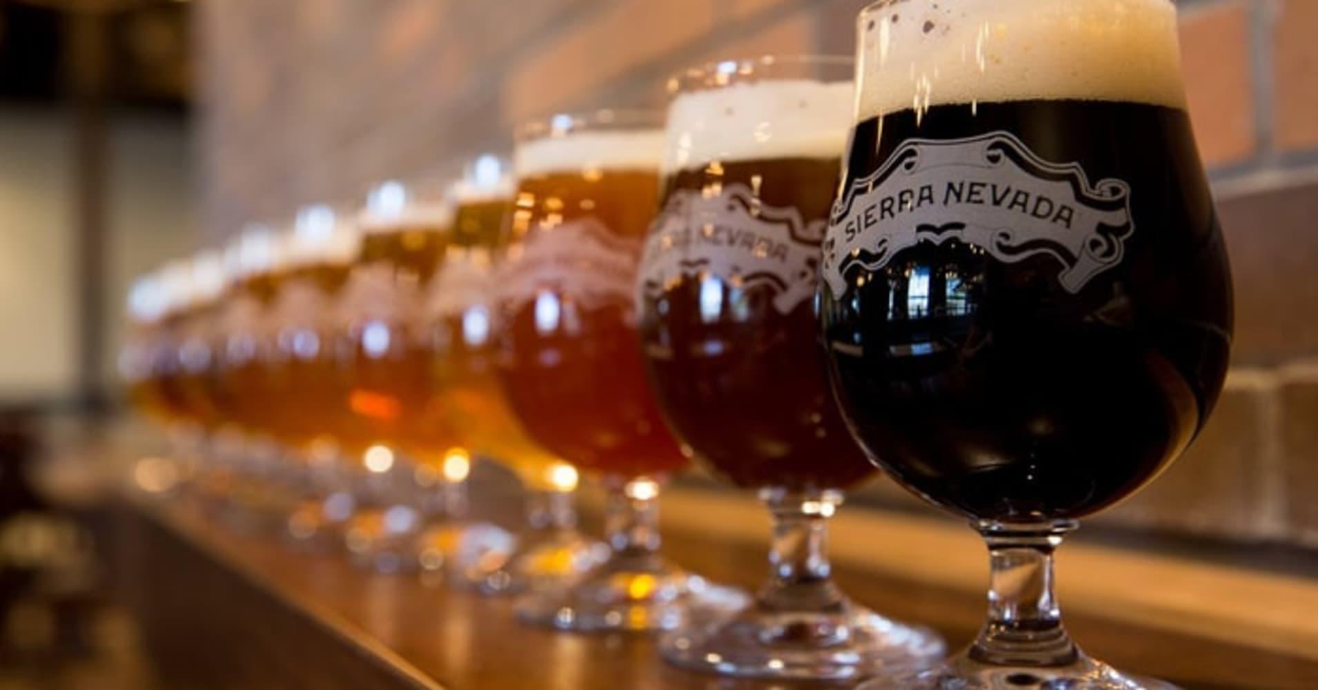 Sierra nevada is taking its beer camp global casting a for Craft beer san antonio