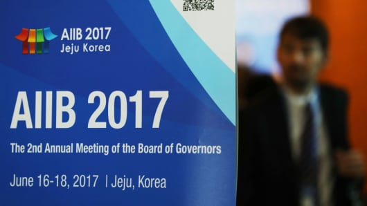 Mumbai to Host AIIB Meeting in 2018