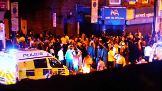 What we know: Pedestrians struck near north London mosque