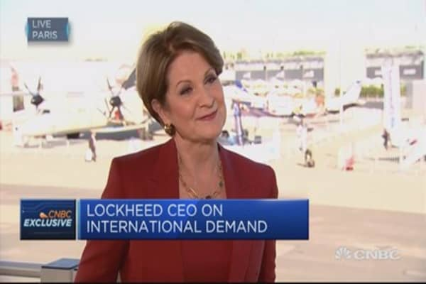 THAAD is a system that's very-much needed: Lockheed Martin CEO