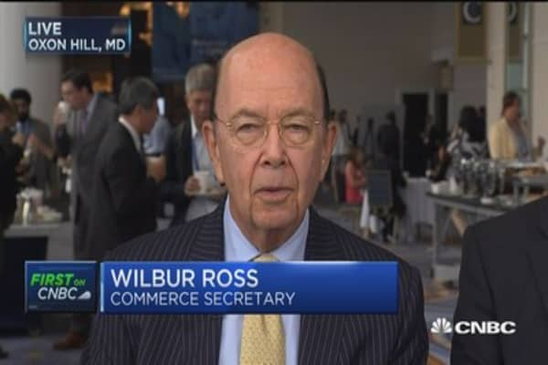 Wilbur Ross: Here's why companies should invest in the US
