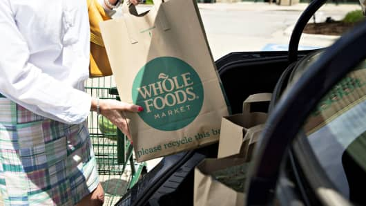 You can now buy Whole Foods products on Amazon