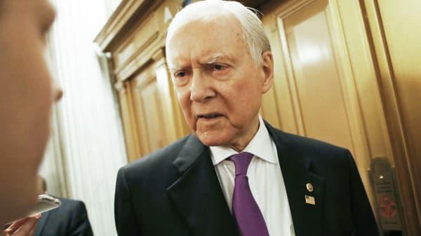 Sen. Orrin Hatch (R-UT)