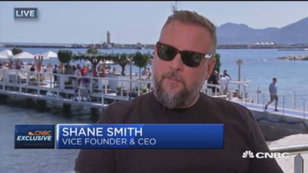 Vice CEO: We have a few different plans for new funding