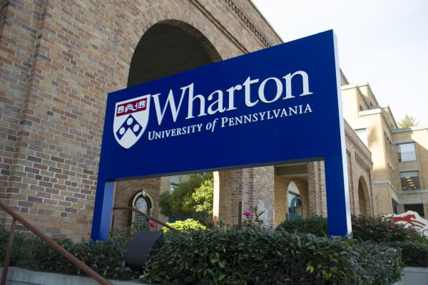 Image result for wharton business school