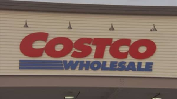 Wall Street is bailing on its one-time retail darling Costco after Amazon's deal for Whole Foods