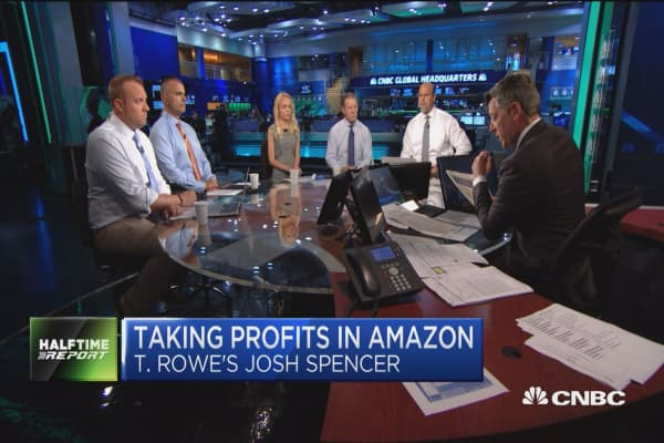 Amazon is the place for real growth and innovation: Erin Browne