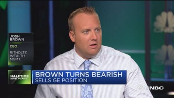 This trader is bearish on GE after CEO shakeup