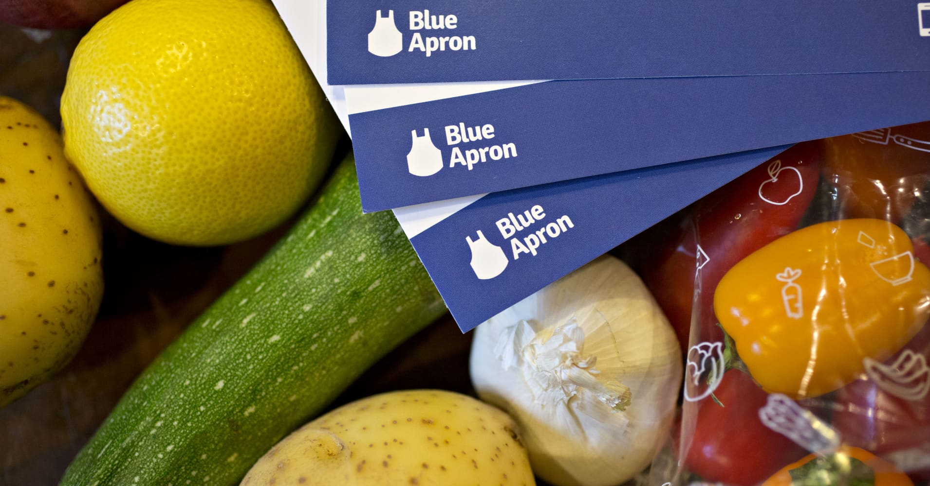 Blue Apron switches meal-kit strategy in hopes of becoming profitable in 2019