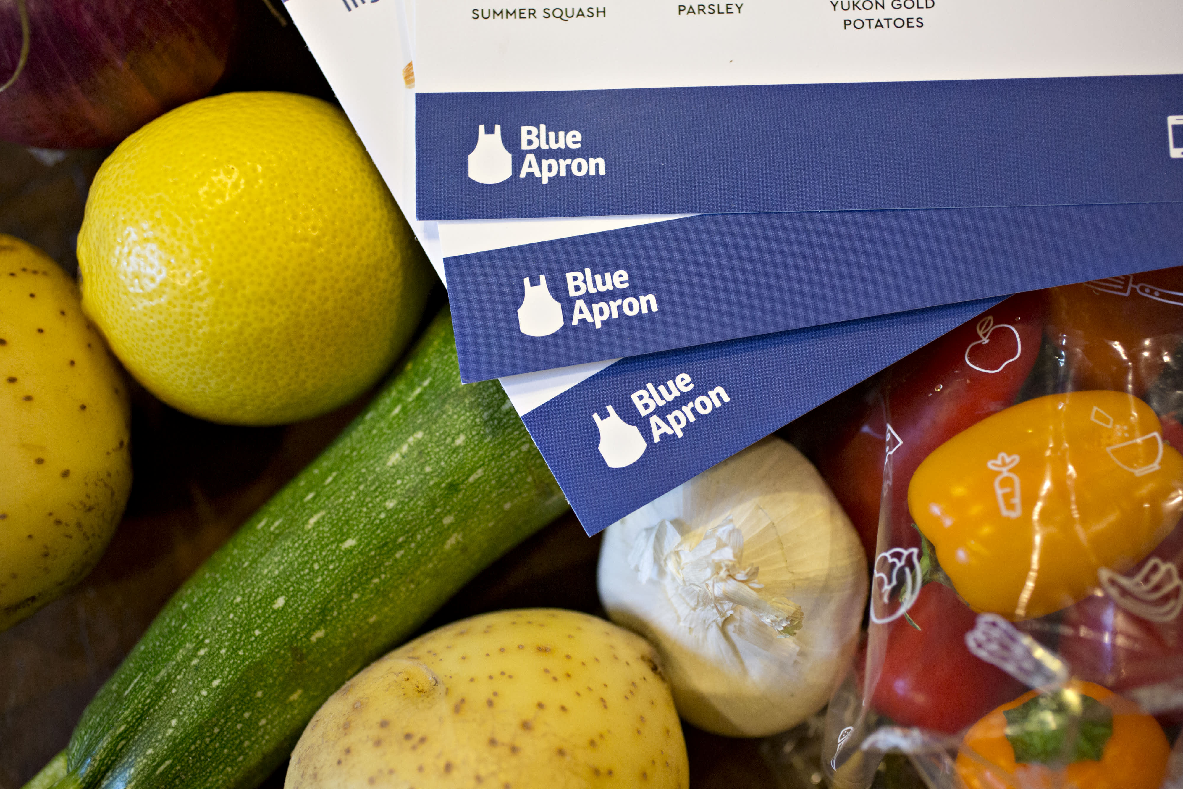 Blue apron investors
