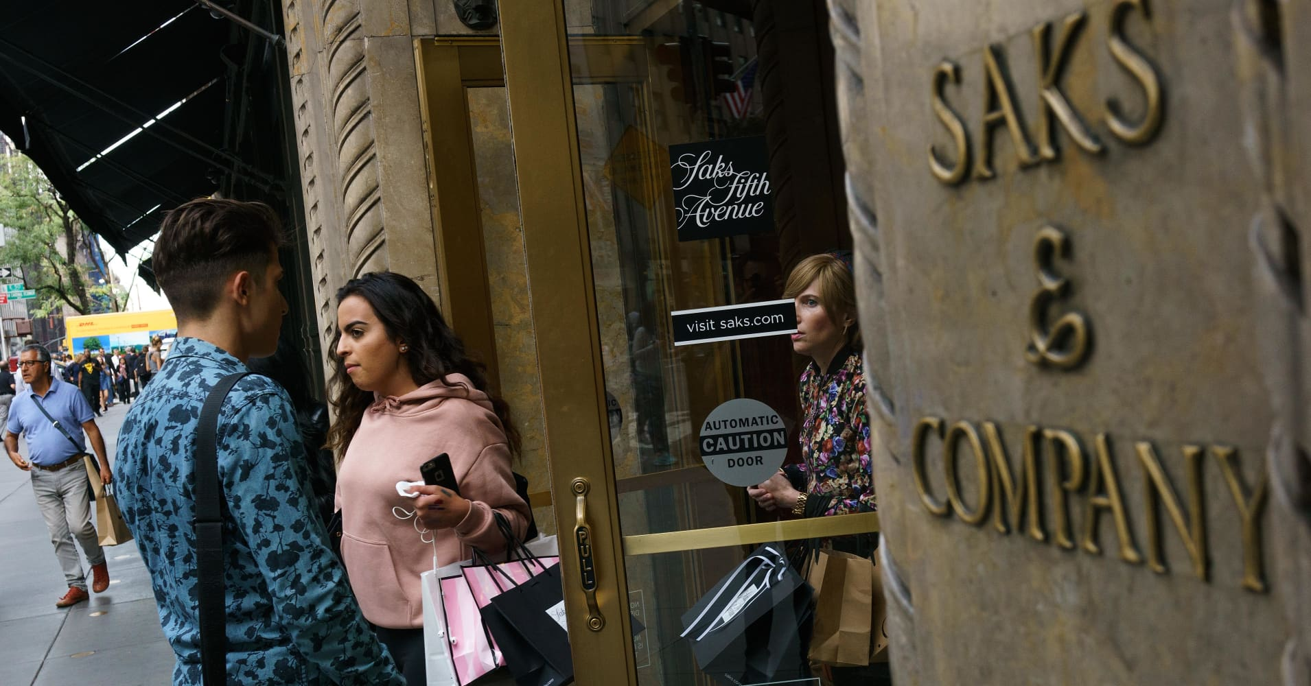 Hudson's Bay confirms data breach affecting Saks, Lord & Taylor customers