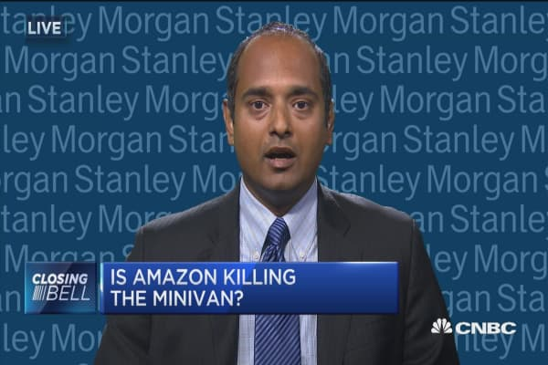 Will Amazon-Whole Foods deal kill the auto industry?