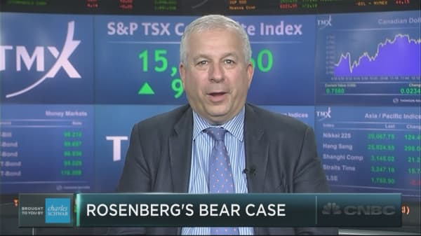 The full interview with David Rosenberg