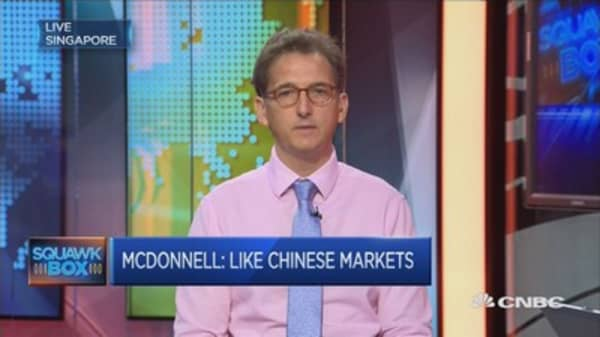 MSCI: Fourth time's the charm for China?