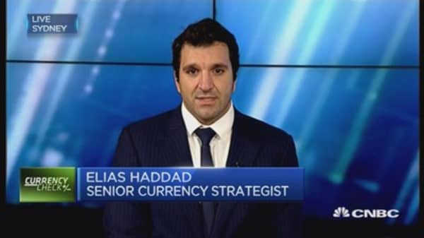 AUD to head to $0.77 by year-end: Strategist