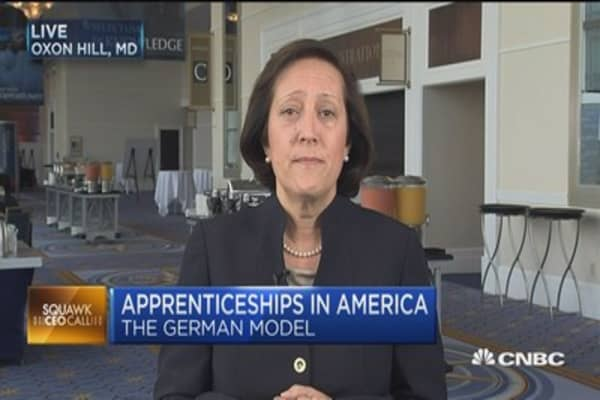 Siemens USA CEO: Doubling down on apprenticeships