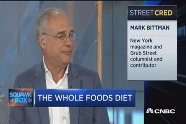 Amazon's big bet on groceries
