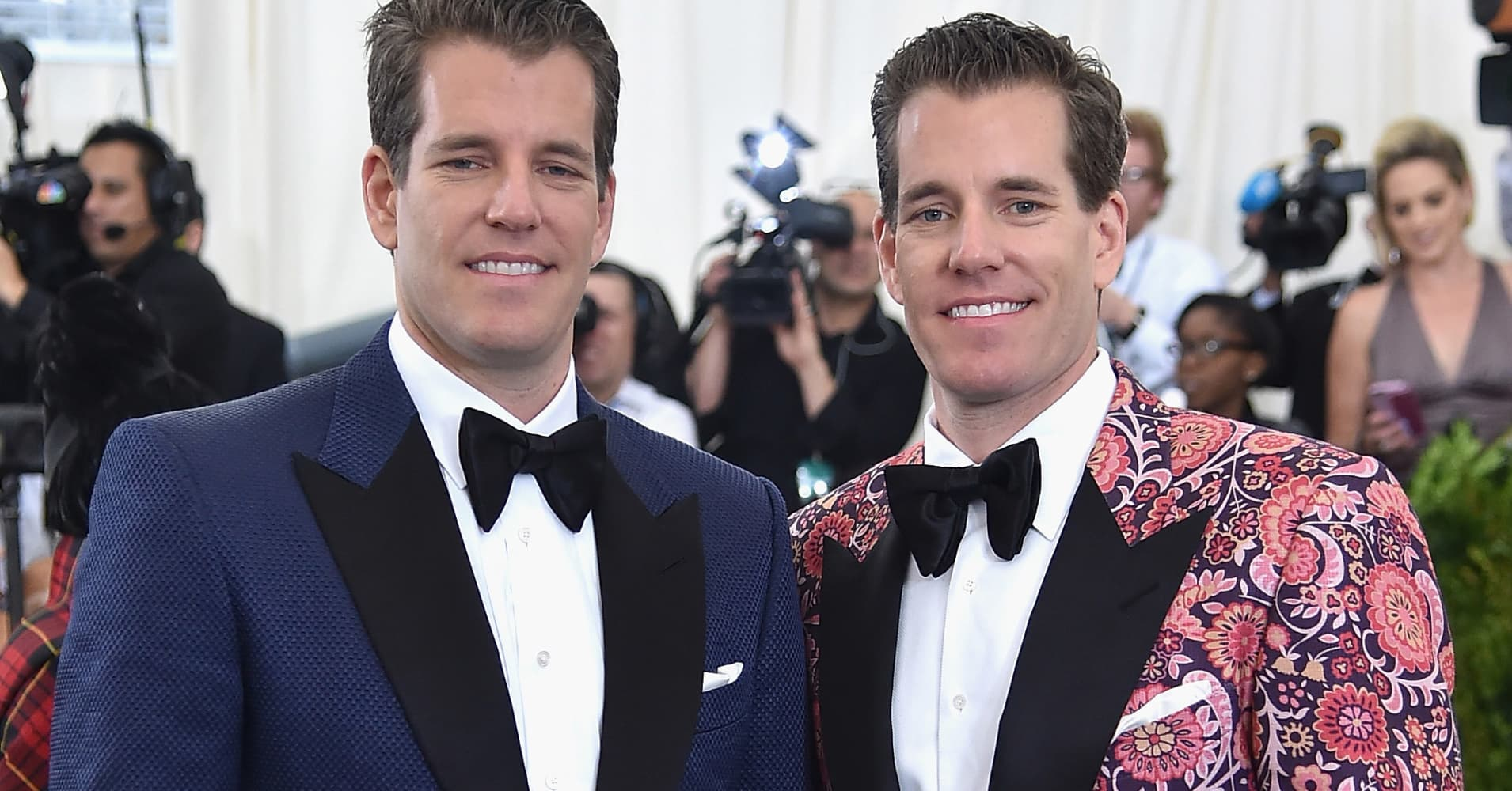 Winklevoss Twins Reach Billionaire Status via Bitcoin