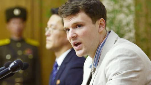 Coroner still probing death of US student held by N. Korea
