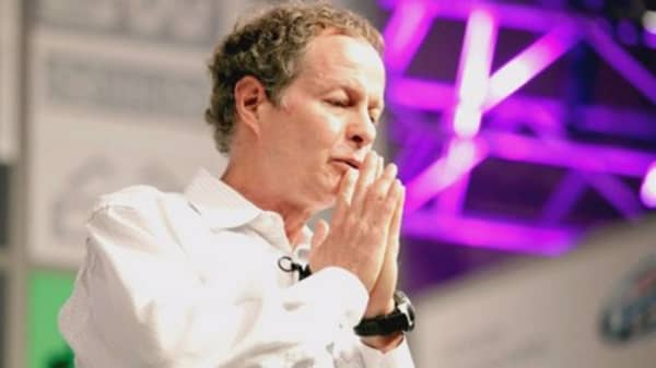 Whole Foods CEO John Mackey on Amazon deal: 'This is not a Tinder relationship'