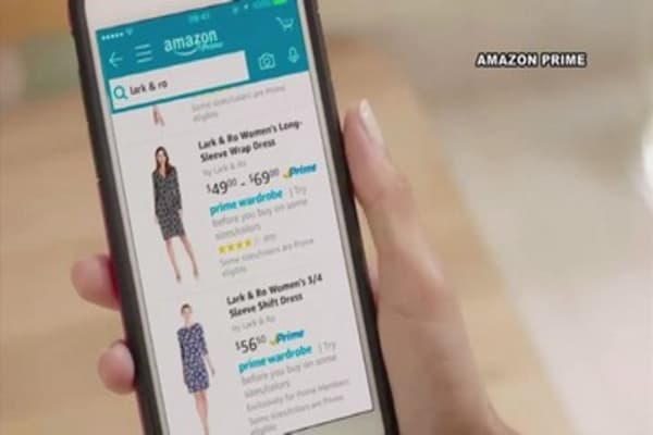 Amazon announces Prime Wardrobe, tackling fashion retail head on