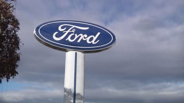 Ford to import Focus small car from China in 2019