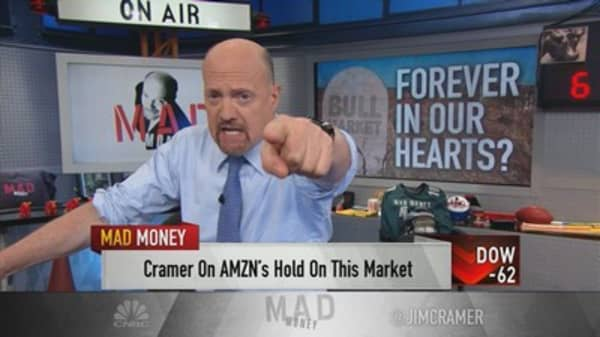 Cramer: Don't ignore the bond market, but don't let it be your only guide