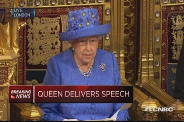 Legislative changes to make sure UK makes a success of Brexit: Queen