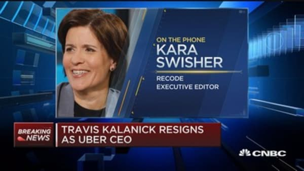 Travis Kalanick's resignation and the power of shareholders in Silicon Valley
