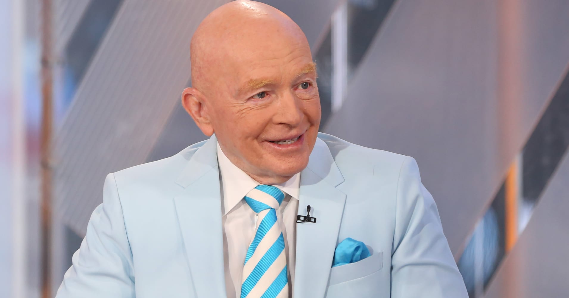Mark Mobius doesn't think anyone should be investing in Saudi Arabia
