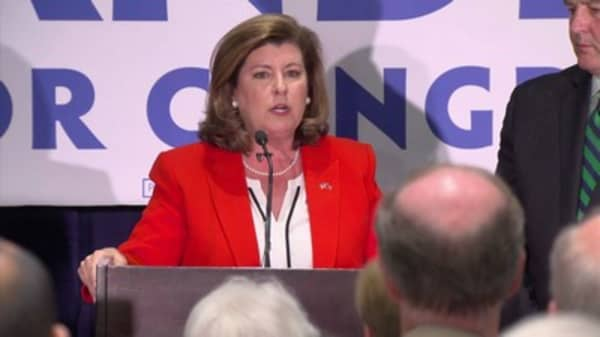 GOP's Karen Handel wins most expensive House race ever, dashing Democrat upset hopes