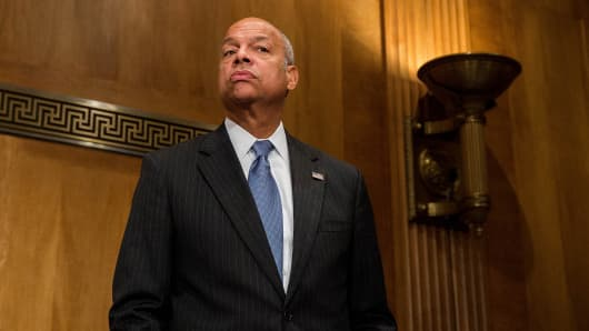 Jeh Johnson, former secretary of Homeland Security (DHS).