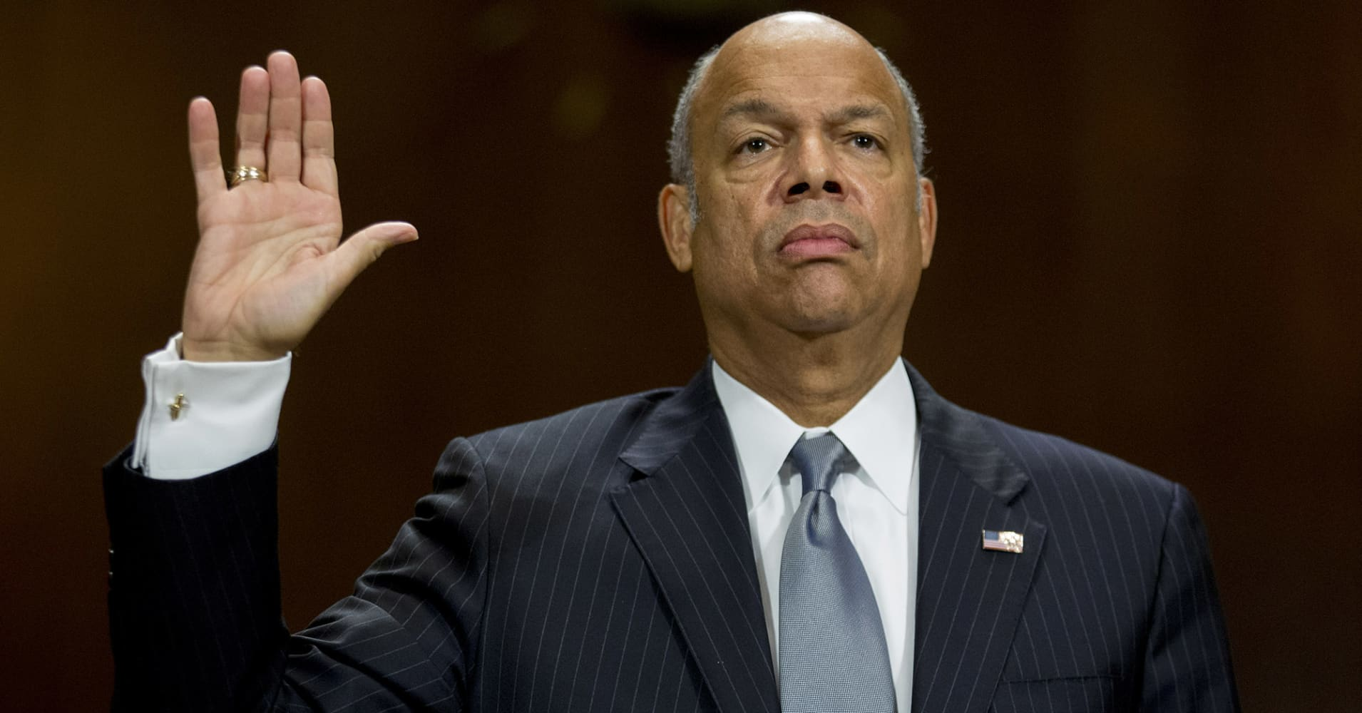 Watch: Former DHS chief Jeh Johnson testifies on Russian interference, election security