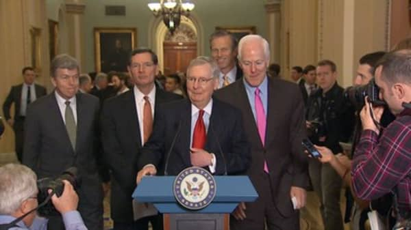 Mitch McConnell just handed Democrats a 'major political gift'