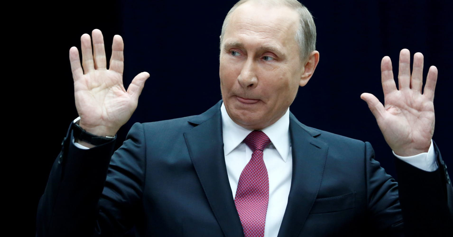 Putin will lead Russia to a breakthrough 84