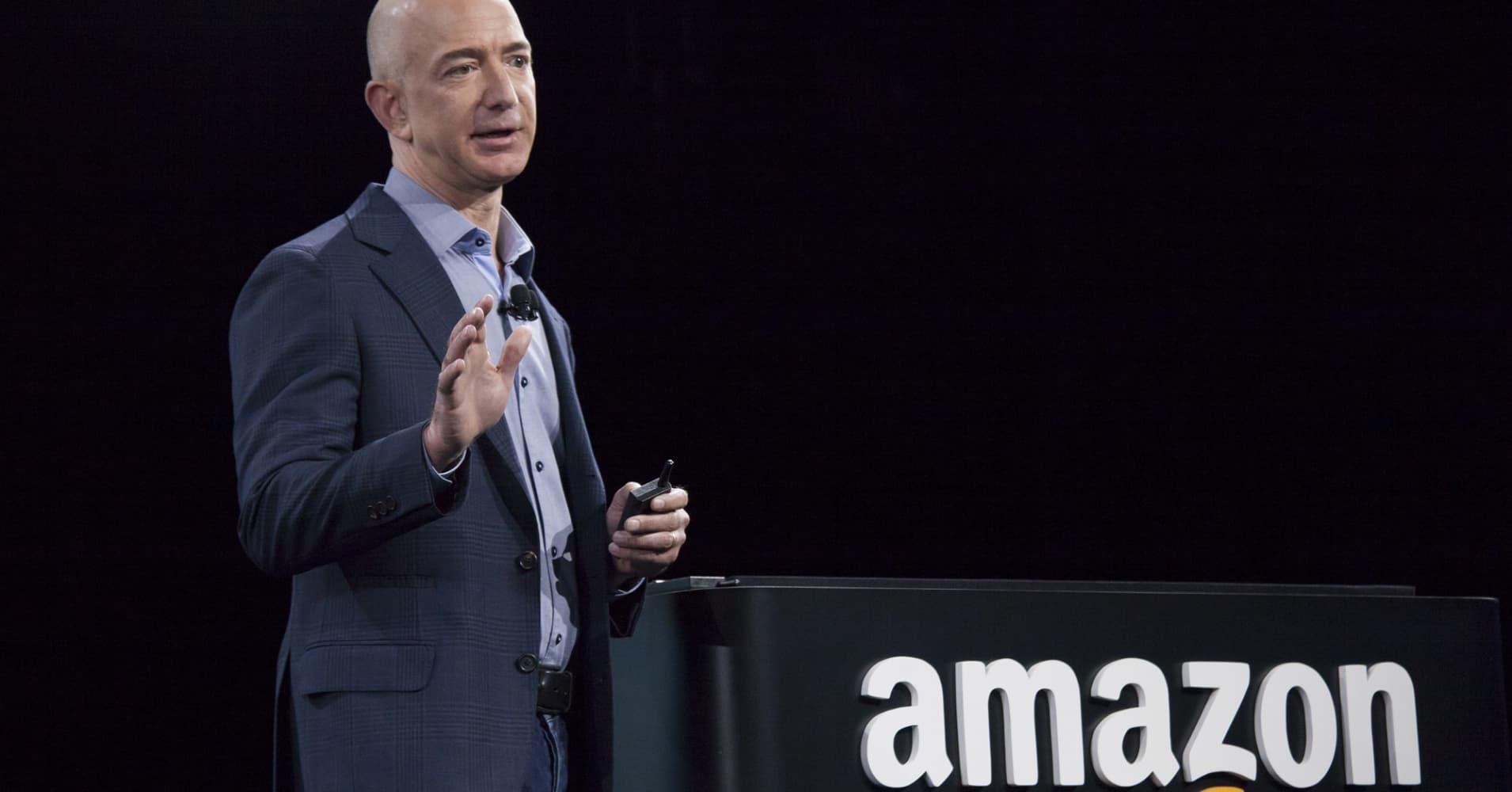 Jeff Bezos To Amazon Employees Wake Up Every Morning Terrified